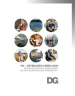 Bild erste Seite Broschüre Regionales Entwicklungskonzept