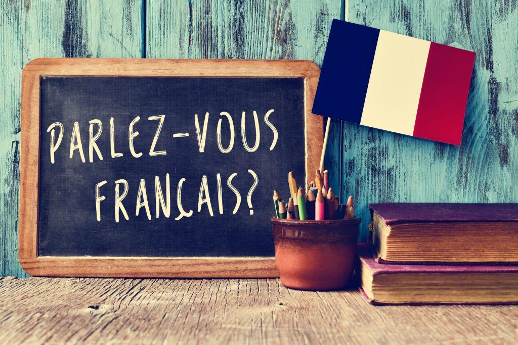 Bald Französisch