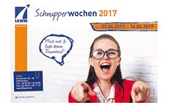 Schnupperwochen 2017