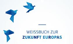 Weissbuch zur Zukunft Europas